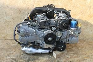 б/у Двигатель Subaru Legacy Outback