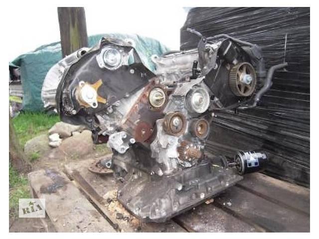 бу Блок двигателя Toyota 4runner 2.4 TD в Ужгороде
