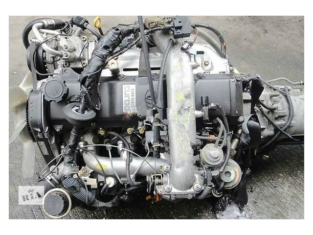 бу Блок двигателя Toyota 4runner 3.0 в Ужгороде