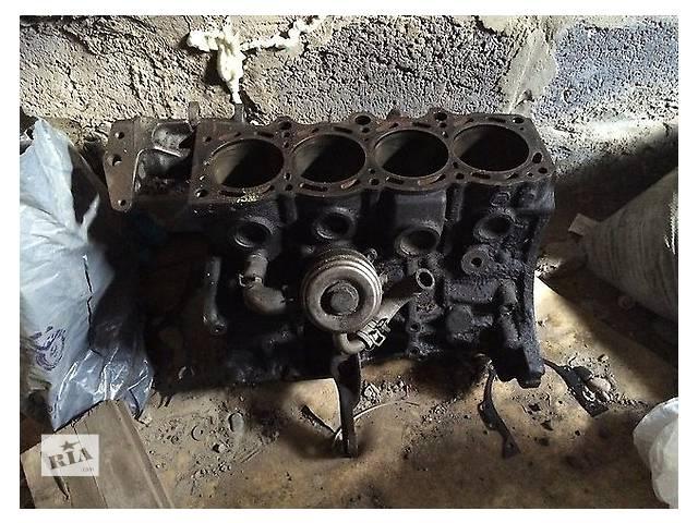 бу Блок двигателя Toyota Carina 2.0 D в Ужгороде