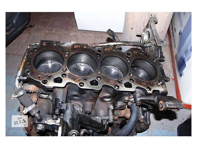 бу Блок двигателя Toyota Corolla 1.6 в Ужгороде