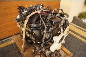 б/у Блок двигателя Toyota Land Cruiser