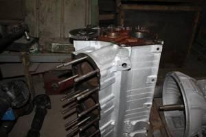 б/у Блок двигателя МАЗ