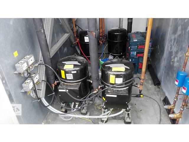 бу Герметичні компресори BRISTOL, H7NG294DPEF, HMBP, R407C, R404A, 400В / 3Ф / 50 Г . в Луцке