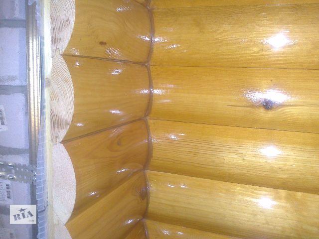 продам Блок-хаус сосна (1 сорт) 20х95 бу в Днепре (Днепропетровске)