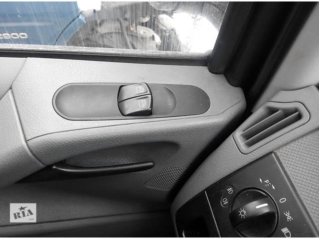 бу Блок (кнопки) стеклоподъемников 6395450913 Mercedes Vito (Viano) Мерседес Вито (Виано) 639 (109, 111, 115, 120) в Ровно