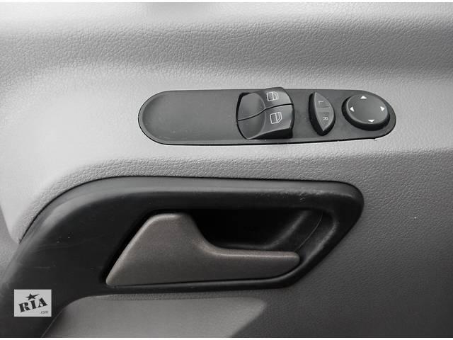продам Блок, кнопки управления стеклоподьёмниками Mercedes Sprinter 906 903 ( 2.2 3.0 CDi) 215, 313, 315, 415, 218, 318 (00-12г бу в Ровно