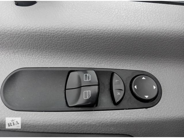 Блок, кнопки управления стеклоподьёмниками Mercedes Sprinter 906 903 ( 2.2 3.0 CDi) 215, 313, 315, 415, 218, 318 (00-12г- объявление о продаже  в Ровно