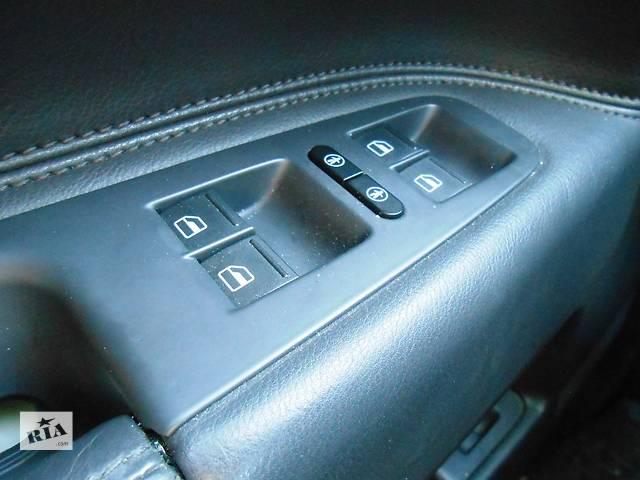 купить бу Блок кнопок управління склопідіймачами VW Touareg Фольксваген Туарег 2003-2009г в Ровно