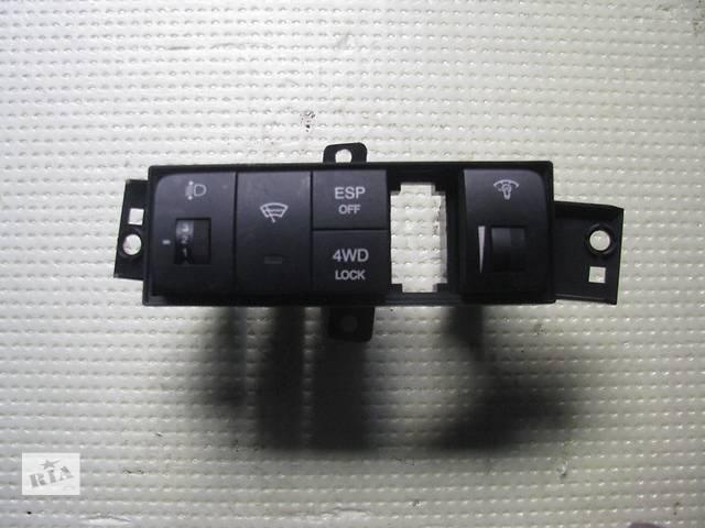 бу  Блок кнопок в торпеду для легкового авто Hyundai Tucson в Верхнеднепровске