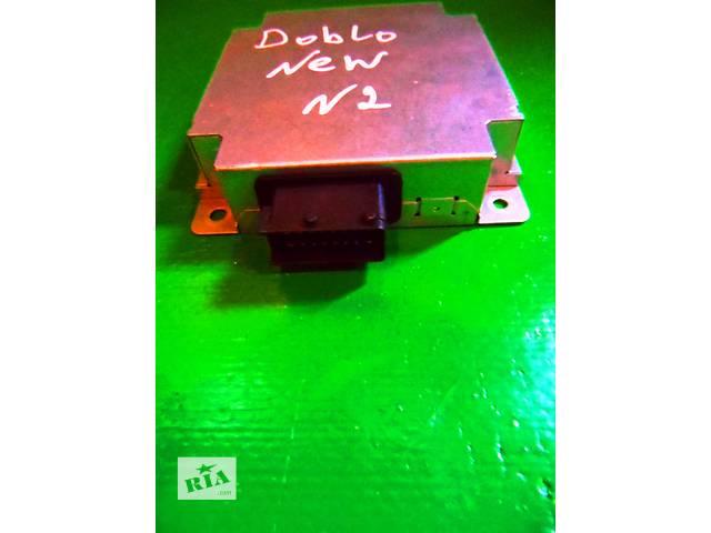 Блок контроля радио Фіат Фиат Добло Новый кузов Нуово 263 Fiat Doblo Nuovo 263 2009-2014- объявление о продаже  в Ровно