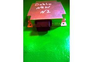 б/у Радио и аудиооборудование/динамики Fiat Doblo