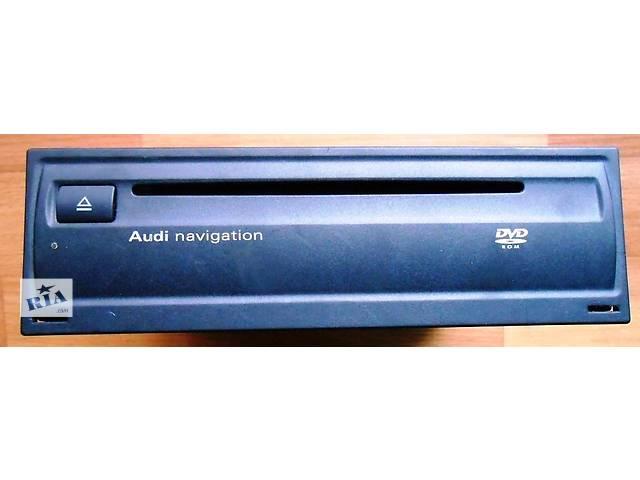 Блок навигации Audi A6 C6 A8 Q7 Czytnik Nawigacji 4E0919887D для легкового авто Audi Q7- объявление о продаже  в Ровно