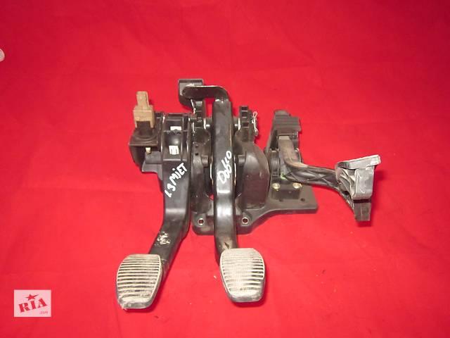 Блок педалей сцепление тормоз газ реостат газа потенциометр Fiat Doblo 2000-2012 - объявление о продаже  в Ковеле
