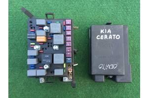 блоки запобіжників Kia Cerato