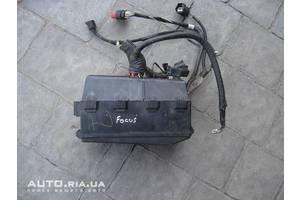 Блоки предохранителей Ford Focus