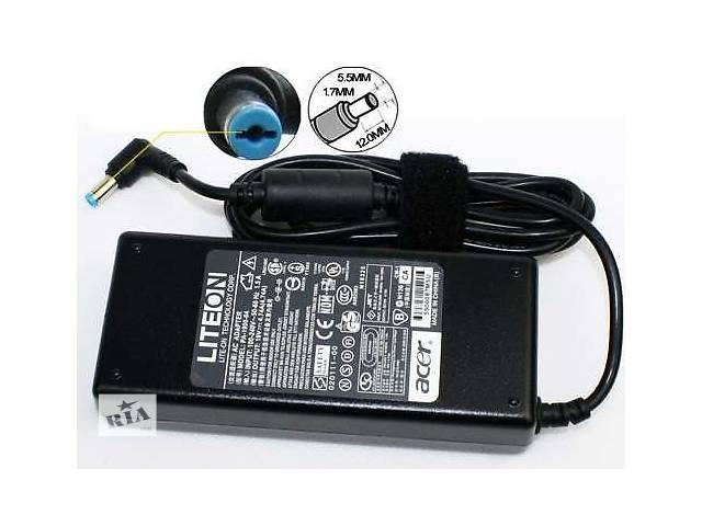 купить бу Блок питания, зарядка для ноутбука Acer 19V 4.74A 90W в Одессе