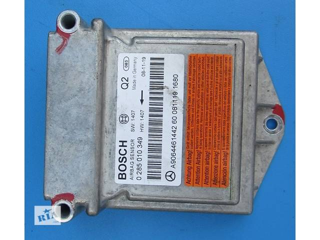 бу Блок управления airbag А9064460742 Bosch 0285010033 Mercedes Sprinter 906 315 2006-2012г в Ровно