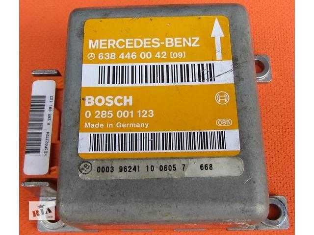 бу Блок управления airbag, аербег 9064461442 BOSCH 0285010349 Mercedes Vito (Viano) Мерседес Вито (Виано) 639 в Ровно