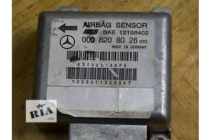 б/у Блоки управления AirBag Mercedes S 140