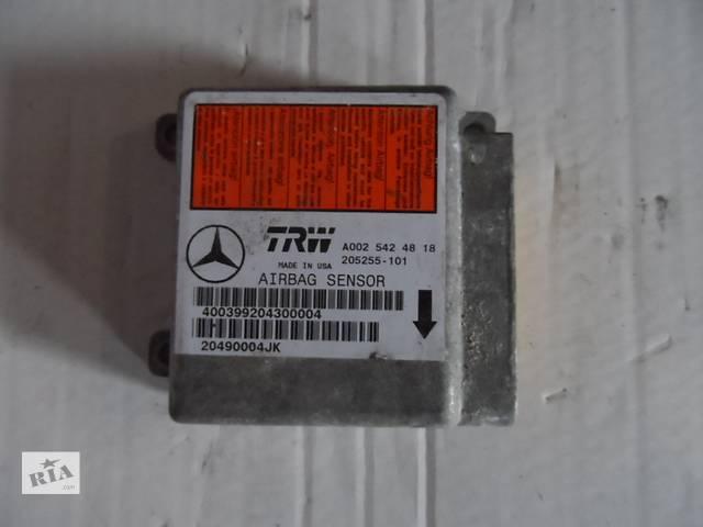 продам Блок управления airbag Мерседес МЛ 430 Mercedes ML 430 W163 1997-2001 бу в Ровно
