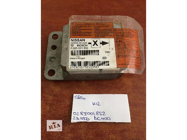продам Блок управления airbag  Nissan Micra, Serena  0285001195  285567С100 0285001852  28556 bc400 бу в Одессе