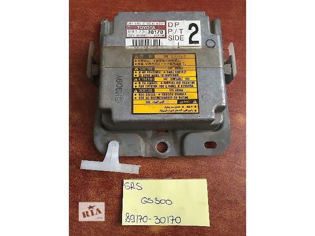 купить бу Блок управления airbag SRS  Lexus GS300  89170-30170 в Одессе