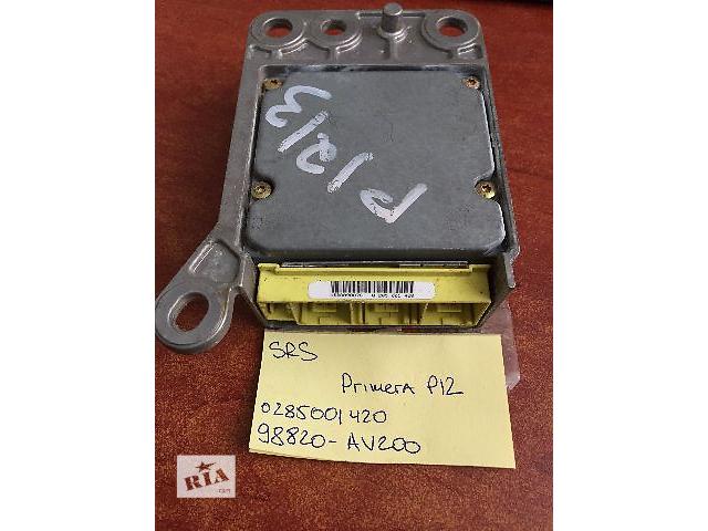 Блок управления airbag SRS   Nissan Primera .Almera 0285001  285565m31a 285565m301  0285001316   0285001420  98820-AV200- объявление о продаже  в Одессе