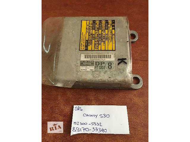 бу Блок управления airbag SRS  Toyota Camry  152300-5332  89170-33340  285568m615 в Одессе