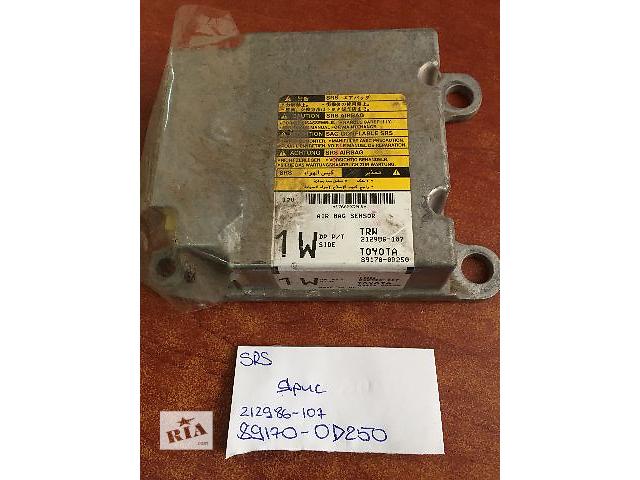 Блок управления airbag SRS  Toyota Yaris  89170-0D250  212986-107- объявление о продаже  в Одессе