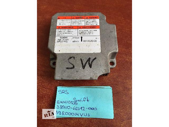 Блок управления airbag  Suzuki Swift5WK43539  38910-62J12-000  39R00014VUJ- объявление о продаже  в Одессе