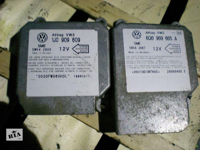 Блок управления AirBag  Volkswagen Golf IV- объявление о продаже  в Луцке