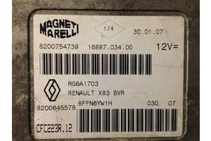 б/у Електронний блок управління коробкою передач Renault