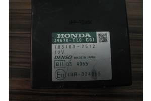 б/у Блоки управления Honda Accord