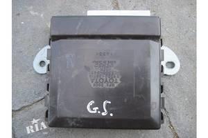 Блоки управления Lexus GS