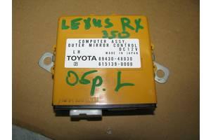 б/у Блок управления Lexus RX