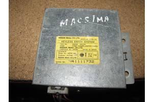 б/у Блоки управления Nissan Maxima