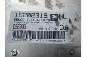Блоки управления Opel Vectra B