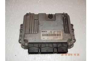 б/у Блоки управления двигателем Renault