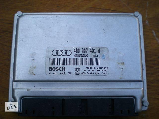 купить бу Блок управления двигателем 2.5 Audi A6 C4 C5 в Луцке