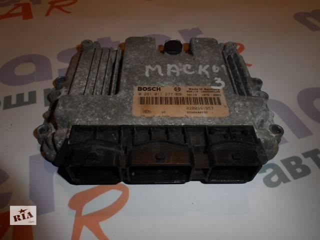 купить бу Блок управления двигателем 3.0 Renault Master Рено Мастер Опель Мовано Opel Movano Nissan Interstar 2003-2010. в Ровно