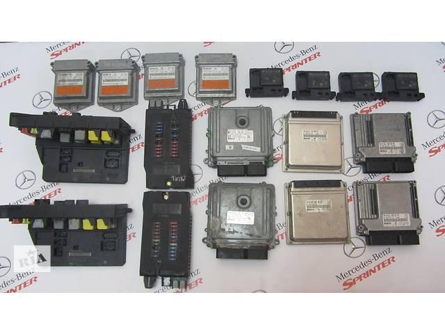 продам Электронный блок управления двигателем ЄБУ Мерседес Спринтер 906 903 ( 2.2 3.0 CDi) ОМ 646, 642, 611 (2000-12р) бу в Ровно