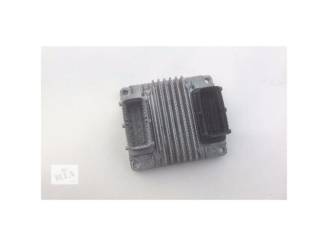 купить бу Блок управления двигателем Chevrolet Aveo T200 T250 1.5-8V в Тернополе