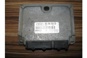 б/у Блоки управления двигателем Audi A3