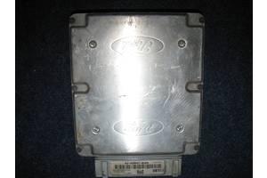 б/у Блоки управления двигателем Ford Fiesta