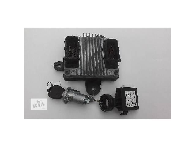 продам  Блок управления двигателем + имобелайзер Chevrolet Aveo 140 бу в Тернополе
