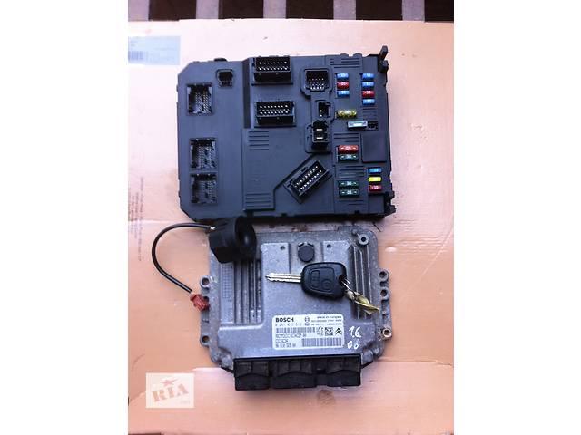 продам  Блок управления двигателем для  легкового авто Citroen Berlingo(пежо партнер) бу в Луцке