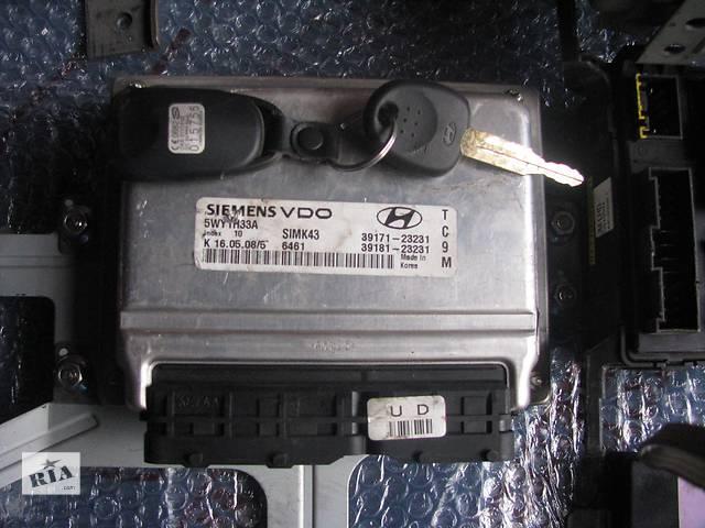 Блок управления двигателем для легкового авто Hyundai Tucson- объявление о продаже  в Днепре (Днепропетровск)