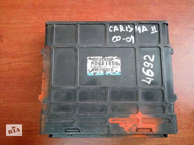 купить бу Блок управления двигателем для легкового авто Mitsubishi Carisma  MD361856   4G92 в Одессе
