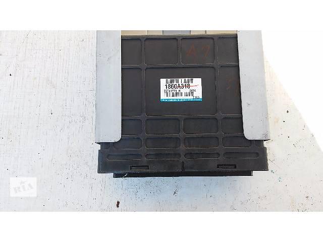 продам Блок управления двигателем комплект МКПП 1.6 16V mits Mitsubishi Lancer IX 2003-07 1860A318 бу в Тернополе